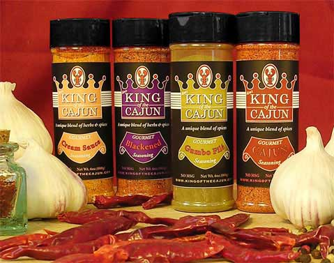 Cajun Seasonings